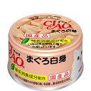 チャオ ホワイティ まぐろ白身 85g×24缶〔17050814cw〕