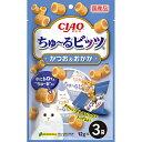 チャオ ちゅ〜るビッツ かつお&おかか 12g×3袋