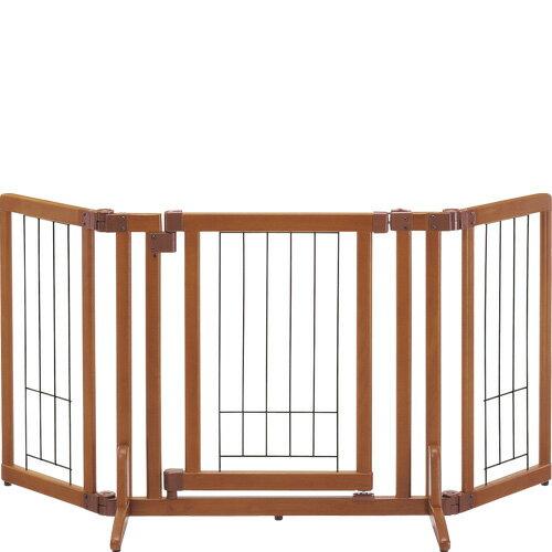 木製おくだけドア付ゲート S