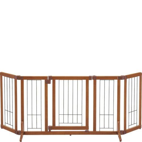 木製おくだけドア付ゲート M