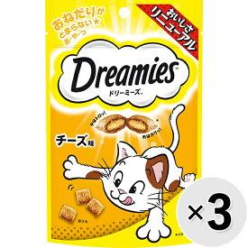 【セット販売】ドリーミーズ チーズ味 60g×3コ〔set20200911co〕