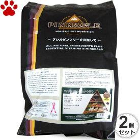 【単品配送】[6619/袋][正規品] ピナクル チキン&スイートポテト 5.5kg 2袋セット 全犬種/全年齢 穀物不使用 グレインフリー アレルギー対応 ドッグフード 2個セット