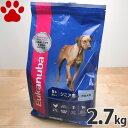 【28】 [正規品] ユーカヌバ シニア用 高齢犬用(5歳以上) 大型犬用 2.7kg ドッグフード ユカヌバ
