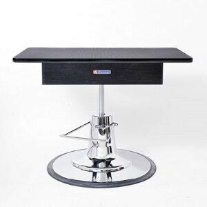 トリミングテーブル トリミング台 大型犬用 油圧式テーブル B・Bキューブ ドリーム産業 ペット用 業務用 昇降式 貨物便