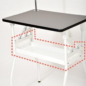 トリミングテーブル用 DT-650用棚 (販売は棚のみ) ドリーム産業 テーブル用部品