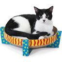 【NEW】DADWAY ダッドウェイ【PETSTAGES】ペットステージ スクラッチ アンド レスト 爪とぎ 猫おもちゃ つめとぎ