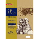 JPスタイルゴールド オリジナル 10kg 犬 ドッグフード ドライフード 成犬用 国産 【日清ペットフード】