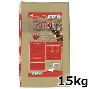 ●Y.K.エンタープライズ アディクション ビバ・ラ・ベニソン(鹿肉) グレインフリードッグフード 15kg