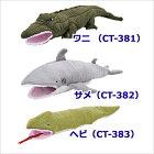 マルカン食べられちゃうベッドワニ/サメ/ヘビ