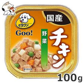 日本ペット ビタワン グー チキン野菜 100g