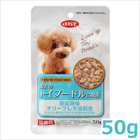 ★●【6月のお買い得商品】デビフ 愛犬のトイプードルに配慮 50g