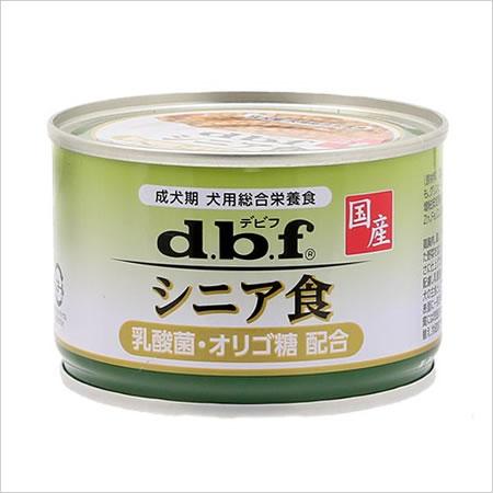 ★【6月のお買い得商品】デビフ シニア食乳酸菌・オリゴ糖配合 150g