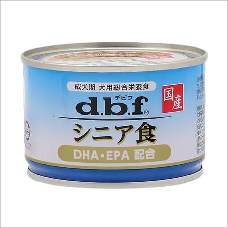 ★【6月のお買い得商品】デビフ シニア食DHA・EPA配合 150g
