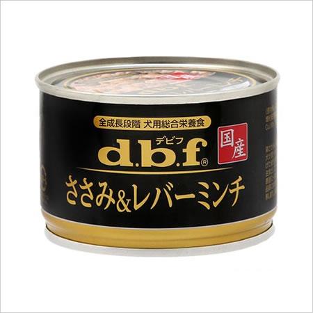 ★【6月のお買い得商品】デビフ ささみ&レバーミンチ 150g