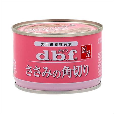 ★【6月のお買い得商品】デビフ ささみの角切り 150g
