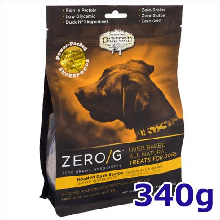 ●Biペットランド ダルフォードオーブンベイクド ビスケット ZERO/G ローストダックレシピ 犬用 340g