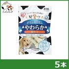アイリスオーヤマデリシャスガムやわらかミルクの香りMサイズP-DGM5M5本入