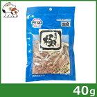 ペットアイ素材の極減塩かつお節ふりかけ猫おやつ40g