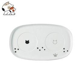 猫壱 ハッピーダイニング専用 食器トレー ダブル 1コ入 猫用食器