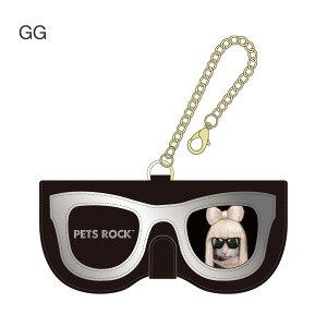 PETSROCK(ペッツロック)メガネケースチャーム【公式オンラインストア】ペットセレブ有名人犬猫ドッグキャットレディース