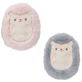 【ポスト投函】レンジOK 湯たんぽ ハリネズミ L ピンク・グレー ペット用品 犬用品 猫用品 犬 猫