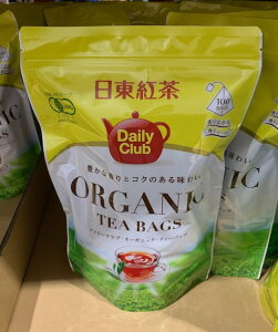日東紅茶 デイリークラブ ティーバッグ 10袋入