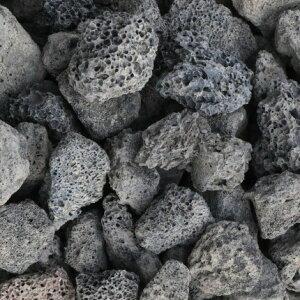 アクアリウム 熱帯魚 溶岩砂利 3kg サイズ:約30〜100 水槽 レイアウト 溶岩 石 砂利 爬虫類【DBA】