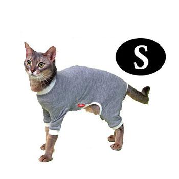 【ポイント10倍】【メール便可】猫の暮らし スーパーガードスーツキャット S【ペット用品/猫用品/ねこ/ネコ/保護服/手術後/サポートグッズ/猫用ウェア】 【RCP】【10P03Dec16】【お得なクーポン】