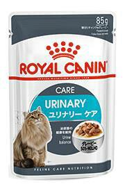 [ロイヤルカナン 猫]【12個セット】ロイヤルカナン WET ユリナリーケア 85g [AA]【D】【キャット フード ウェット 成猫】 楽天