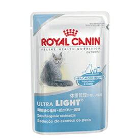 [あす楽対象] ロイヤルカナン 猫 FHN ウェット ウルトラライト 85g 対応 肥満傾向の猫用 理想的なカロリーケア 体重管理が難しい猫用 キャットフード ウェットフード パウチ プレミアム ROYAL CANIN FHN-WET 楽天 [9003579308769]【D】