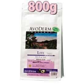 アボダーム ライト 800g[AA]【D】[アボ ダーム 犬用 ドッグフード イヌ 正規品 ] 楽天
