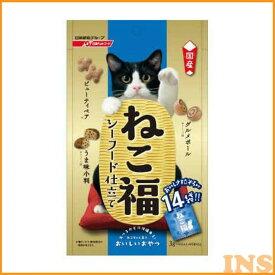 【猫フード】ねこ福 シーフード仕立て 42g【国産】日清ペットフード 【TC】 楽天