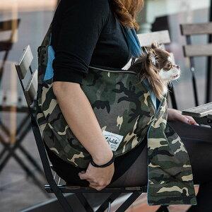 【200円OFFクーポン対象!】カモフラデニムスリング 33R001 送料無料 抱っこ チワワ プードル シーズー 子犬 小型犬 ペット 動物 いぬ 犬 イヌ ドッグ わんこ だっこ スリングバッグ ライフライ