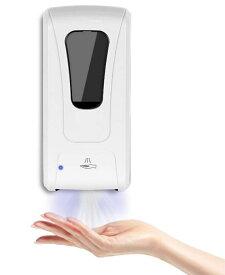 自動手指消毒器 非接触式 1000ML 自動誘導アルコール消毒噴霧器 滅菌機械 消毒 ポット バスルーム 非接触 手消毒 壁掛け式 ートディスペンサー アルコール噴霧器 噴霧器 消毒 自動センサー バスルーム オフィス 学校など適用