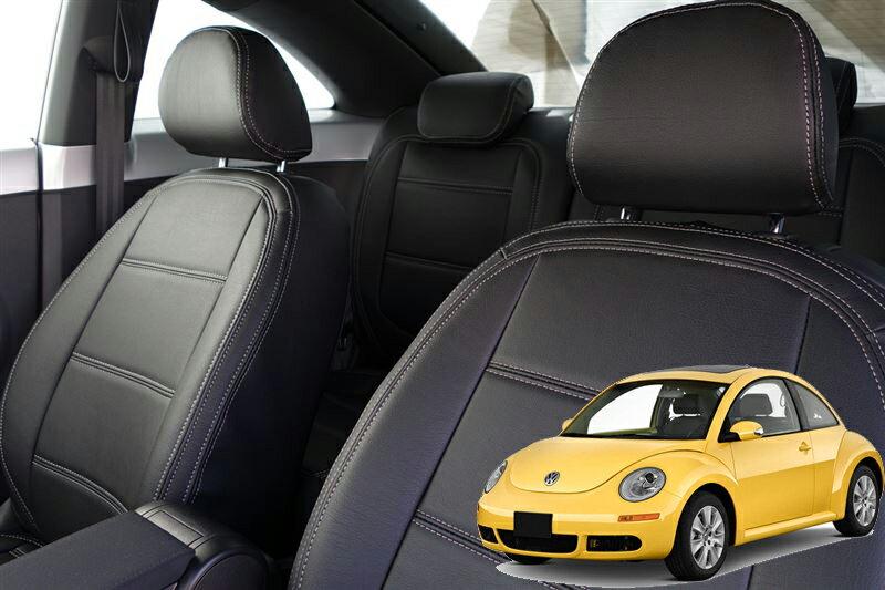 vw フォルクスワーゲン ニュービートル クーペ H17.10〜 シートカバー AW オートウェア 2列シート 本革 New Beetle シートカバー 車内用