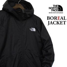 ザ ノースフェイス THE NORTH FACE BOREAL Jacket ボレアル ジャケット メンズ TNF BLACK 黒 (撥水DryVent仕様 マウンテンパーカー レインジャケット) 送料無料