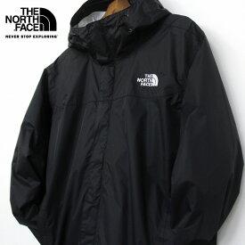 THE NORTH FACE ザ ノースフェイス Venture Jacket ベンチャージャケット メンズ 黒 撥水 防水 DryVent マウンテンパーカー マウンテンジャケット
