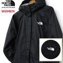 THE NORTH FACE ザ ノースフェイス Venture Jacket ベンチャージャケット レディース 黒 【白ロゴ】 撥水 防水 DryVent マウンテンパーカー マウンテンジャケット