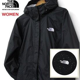 ザ ノースフェイス THE NORTH FACE Venture Jacket ベンチャージャケット レディース TNF BLACK 黒色 (撥水DryVent仕様 マウンテンパーカー レインジャケット) 送料無料