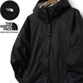 【P5倍】 THE NORTH FACE ザ ノースフェイス Venture Jacket ベンチャージャケット レディース 黒 撥水 防水 DryVent マウンテンパーカー マウンテンジャケット