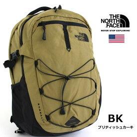 【P5倍】 THE NORTH FACE ザ ノースフェイス BOREALIS BACKPACK ボレアリス バックパック リュック BK ブリティッシュカーキ メンズ