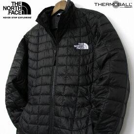 THE NORTH FACE ザ ノースフェイス THERMOBALL DOWN JACKET サーモボール ダウンジャケット メンズ TNF BLACK 黒