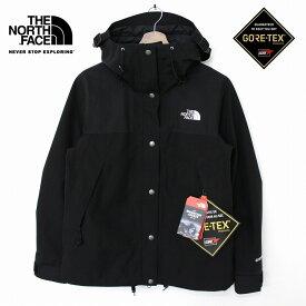 【P5倍】 THE NORTH FACE ザ ノースフェイス 1990 MOUNTAIN JACKET GTX GORE-TEX マウンテンジャケット レディース 黒色 ゴアテックス