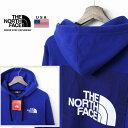 THE NORTH FACE ザ ノースフェイス BOXLOGO HOODIE ボックスロゴ パーカー メンズ TNF BLUE 青色 裏起毛