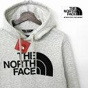 THE NORTH FACE ザ ノースフェイス HALFDOME プルオーバー パーカー メンズ 杢グレー 裏起毛