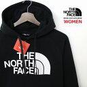 THE NORTH FACE ザ ノースフェイス HALFDOME プルオーバー パーカー レディース TNF BLACK 黒 裏起毛