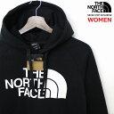 THE NORTH FACE ザ ノースフェイス 2020年新型 HALFDOME プルオーバー パーカー レディース TNF BLACK 黒色 裏起毛