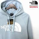 THE NORTH FACE ザ ノースフェイス 2020年新型 HALFDOME プルオーバー パーカー レディース CLOUD BLUE 裏起毛