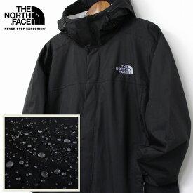 THE NORTH FACE ザ ノースフェイス Venture Jacket 2 ベンチャージャケット 2 メンズ 黒色 撥水 防水 DryVent マウンテンパーカー マウンテンジャケット