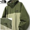 THE NORTH FACE ザ ノースフェイス Venture Jacket 2 ベンチャージャケット 2 メンズ TWILL BEIGE × BURTON OLIVE 撥水 防水 DryVent